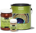 MODERN MASTERS Metallic Paint #244 Semi-Opaque Steel Gray/GAL