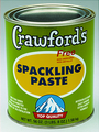 Crawfords Spackling Paste  QT