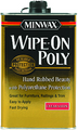 MINWAX 60910 QT SATIN WIPE-ON POLY