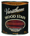 VARATHANE 211724H QT RED MAHOGANY OIL BASED WOOD STAIN