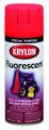 KRYLON 3101 12OZ FLUORESCENT RED ORANGE SPRAY **CASE OF 6**