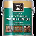 ABSOLUTE Semi-Gloss Last N Last Polyurethane Wood Finish Qt.