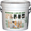 Associated Paint 1 Gallon Clear Masking Liquid H2O