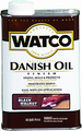 WATCO 65341 Black Walnut Danish Oil Quart