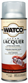 WATCO 63181 11.25oz Semi Gloss Clear Lacquer Spray