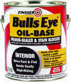 ZINSSER 03541 1G Bullseye Oil Based Primer Sealer