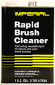 Imperial 38084 Rapid Brush Cleaner - Quart