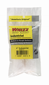"Whizz 4"" white industrial roller 6pk"
