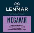 Lenmar MegaVar Plus High Build WW Conversion Varnish SATIN 1G
