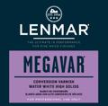 Lenmar MegaVar Plus High Build WW Conversion Varnish FLAT 1G