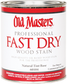 OLD MASTERS 61001 1G Dark Walnut Fast Dry Wood Stain