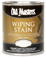OLD MASTERS 15004 QT Deep Red Rich Mahogany Wiping Stain 240 VOC