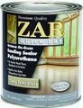 ZAR 1QT SEMI GLOSS Quick Dry Polyurethane