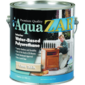 ZAR 1G SATIN AQUA Water Based Polyurethane