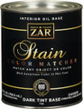 ZAR 1QT TINT BASE Wood Stain