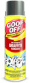 GOOF OFF FG673 Graffiti Remover Spray- 16OZ