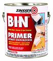Zinsser BIN B-I-N  Primer Sealer WHITE Gal.