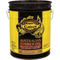 Cabot 3458 Honey Teak Australian Timber Oil Wood Finish 5 Gallons