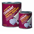TITEBOND Clear Solvent Free Flooring Adhesive 4 Gal.