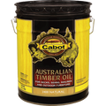 Cabot 3400 Natural Australian Timber Oil Wood Finish 5 Gallons