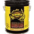 Cabot 3400 Natural Australian Timber Oil Wood Finish 5 Gallons