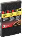 "3M 10144NA 6"" X 3-7/8"" Between Coat Finishing Pad 2pack"