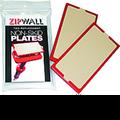Zipwall NSP2 Non Skid Plate 2PK