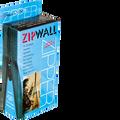"Zipwall AZ2 Adhesive 84"" Zippers 2PK"