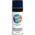 12OZ GLOSS DARK BLUE TOUCH N TONE SPRAY