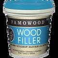 FAMOWOOD  .25PT OAK SOLVENT FREE WOOD FILLER