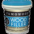 FAMOWOOD  .25PT CHERRY DARK MAHOGANY SOLVENT FREE WOOD FILLER