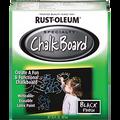 RUSTOLEUM QT BLACK CHALKBOARD BRUSH ON PAINT
