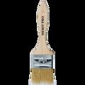 "MERIT PRO 2"" WHITE BRISTLE CHIP BRUSH (24pk)"