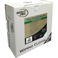 MERIT PRO  #10 8LB BOX RECYCLED WHITE COTTON KNIT WIPING CLOTHS
