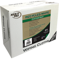 MERIT PRO  #5 4LB BOX RECYCLED WHITE COTTON KNIT WIPING CLOTHS