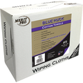 MERIT PRO  #5 4LB BOX BLUE HUCK COTTON TOWELS