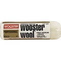 "WOOSTER RR632 9"" WOOSTER WOOL 1/2"" NAP ROLLER COVER"