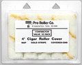 PRO ROLLER COMPANY CRC-GS-04 4X3/4 GOLD STRIPE CIGAR ROLLER COVER