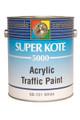 Coronado SUPER KOTE 5000 Acrylic Traffic Marking Paint WHITE (66-101) 1 Gallon