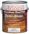 Lenmar Semi-Gloss High Solids Polyurethane (1Y.724) 1 Gallon