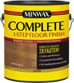 MINWAX CO INC 67209 1G SATIN GUNSTOCK FLOOR FINISH