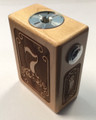 Mini Wood Box Mod Cigreen