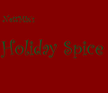 Holiday Spice