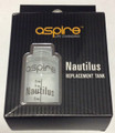 Aspire Nautilus Glass Replacement