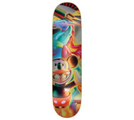 "DGK X Ron English 8.1"" Skateboard Deck #3"
