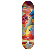 "DGK X Ron English 8"" Skateboard Deck #4"
