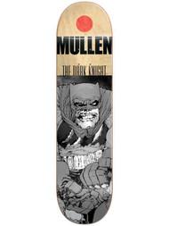Almost Batman Grey Knight 7.75 Skateboard Deck - Mullen