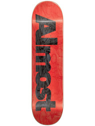Almost Ultimate Logo Skateboard Deck 8.25