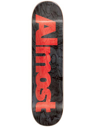 Almost Ultimate Logo Skateboard Deck 8.5