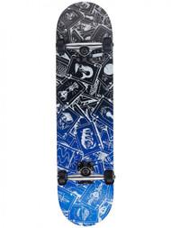 """Darkstar Player Premium Complete Skateboard 7.75"""""""